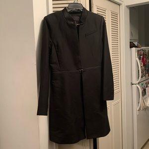Blazer- Women's -BCBG MaxAzria Size L- Black